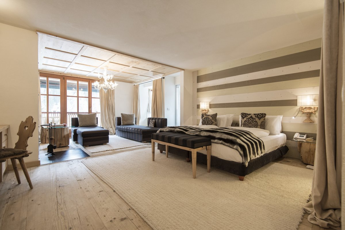 Hotel Spa Rosa Alpina San Cassiano Alta Badia Corvara - Hotel and spa rosa alpina