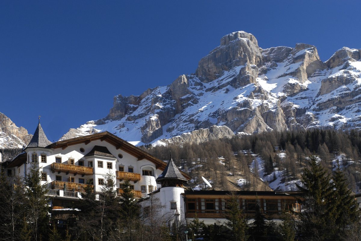 Alpina Hotel Hotel Spa Rosa Alpina San Cassiano Alta Badia Alpinebooker