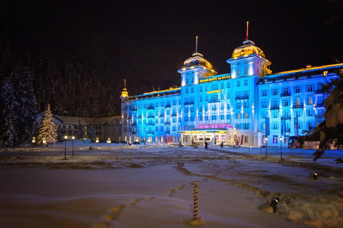 Kempinski Hotel St Moritz St Moritz Alpinebooker