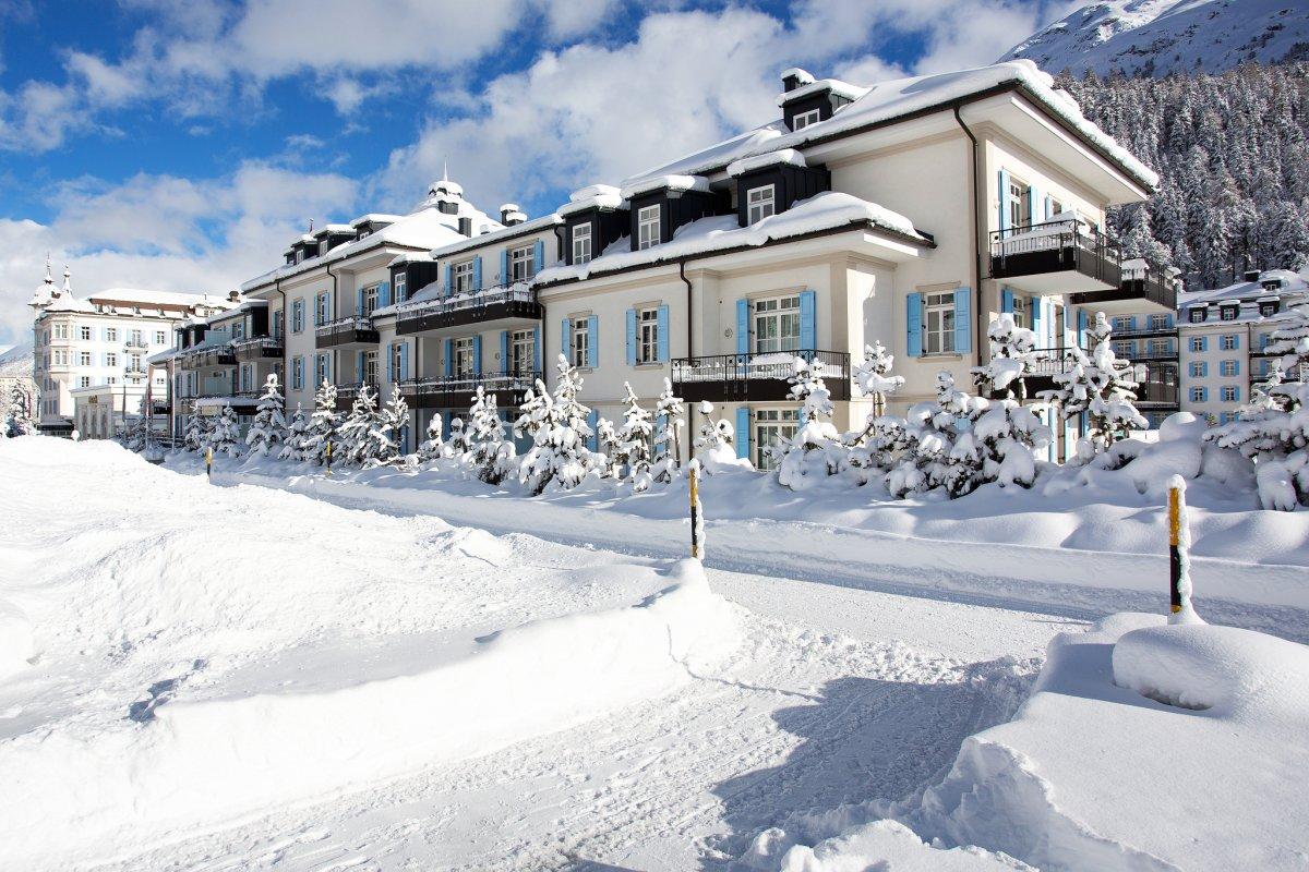 Best Restaurants St Moritz